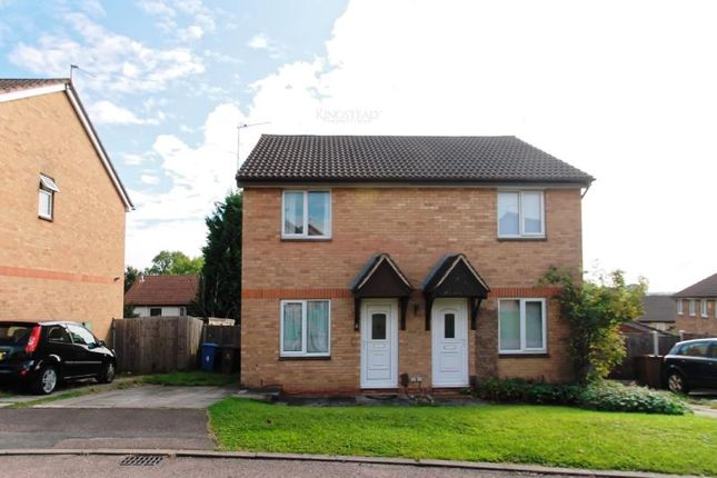 Thumbnail Semi-detached house to rent in Tuxford Close, Oakwood, Derby