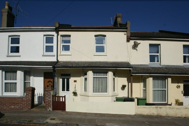 Thumbnail Terraced house for sale in The Greebys, Paignton