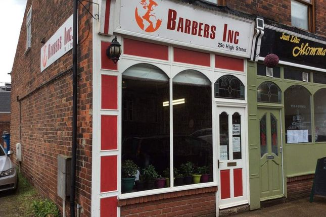 Retail premises for sale in 29 High Street, Chesterfield