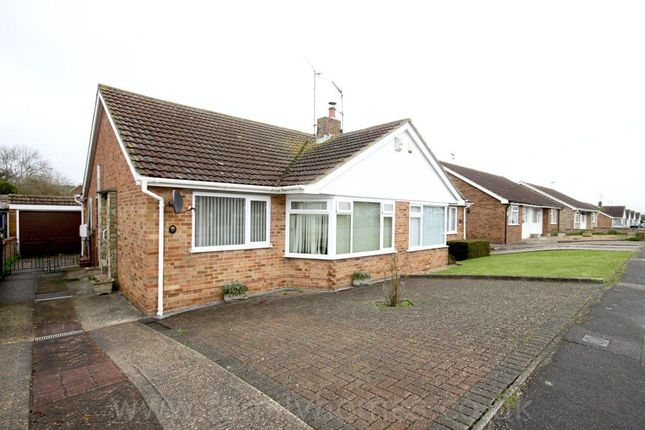 Thumbnail Bungalow for sale in Peel Drive, Sittingbourne