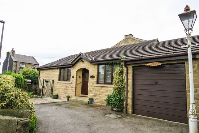 Thumbnail Detached bungalow for sale in Fisher Green, Honley, Holmfirth