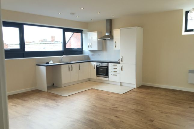 Thumbnail Flat to rent in Claremont Street, Shrewsbury