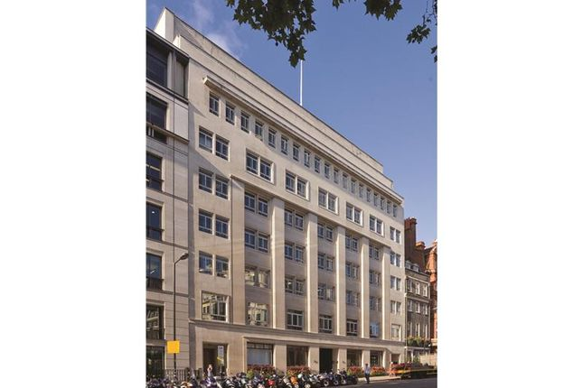 Thumbnail Office to let in Ground Floor, Berger House, 38, Berkeley Square, Mayfair, London