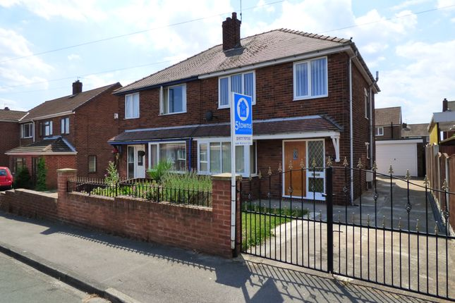 Thumbnail Semi-detached house to rent in Millfield Crescent, Pontefract
