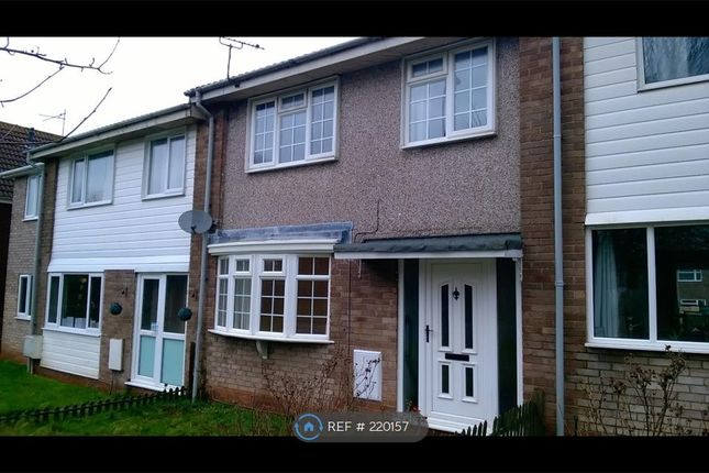 Thumbnail Terraced house to rent in Badgeworth, Yate