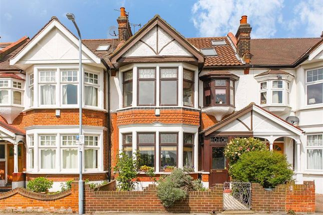 Thumbnail Terraced house for sale in Lake House Road, Wanstead, London