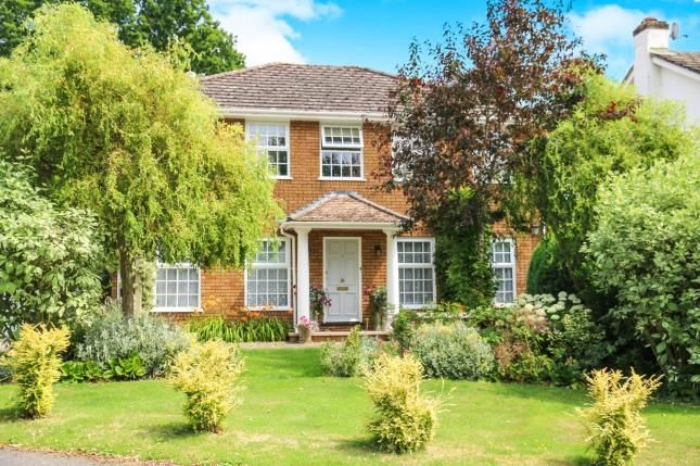 Thumbnail Detached house for sale in Ashfield Close, Midhurst, West Sussex, .