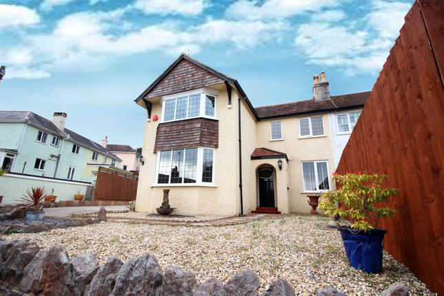 Thumbnail Semi-detached house for sale in Rooklands Avenue, Torquay