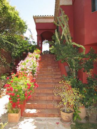 Outside Stairs of Spain, Málaga, Marbella, Marbella East