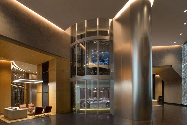 Porsche Design Tower In Miami - Reception Lobby 2