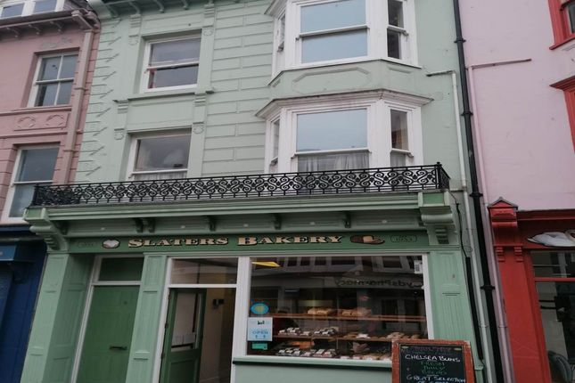 1 bed property to rent in Flat 2, 9 North Parade, Aberystwyth, Ceredigion SY23