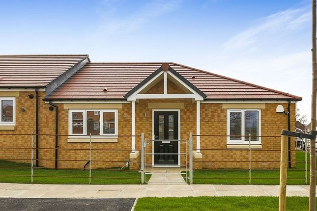 Thumbnail Bungalow for sale in Barley Close, The Meadows, Houghton Le Spring