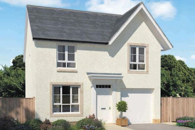 "Thumbnail Detached house for sale in ""Crichton"" at Falkirk Road, Bonnybridge"