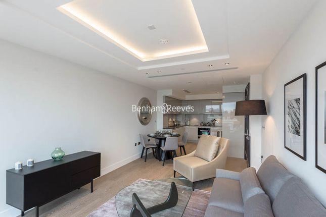Thumbnail Flat to rent in Kensington High Street, Kensington