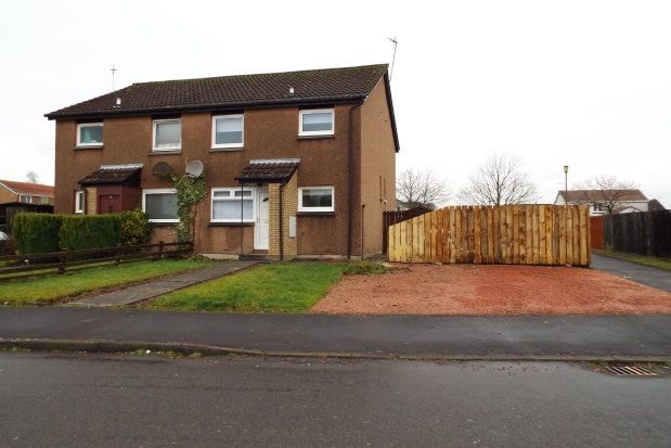 Thumbnail Property to rent in Wishart Drive, Stirling