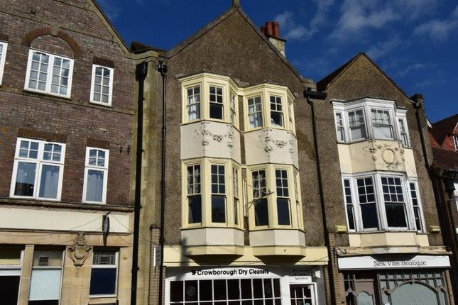 Thumbnail Flat to rent in High Street, Crowborough