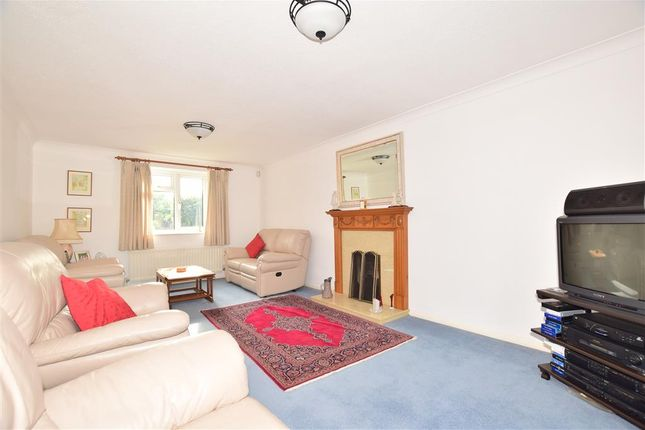 Thumbnail Detached house for sale in Greenfield Drive, Uckfield, East Sussex