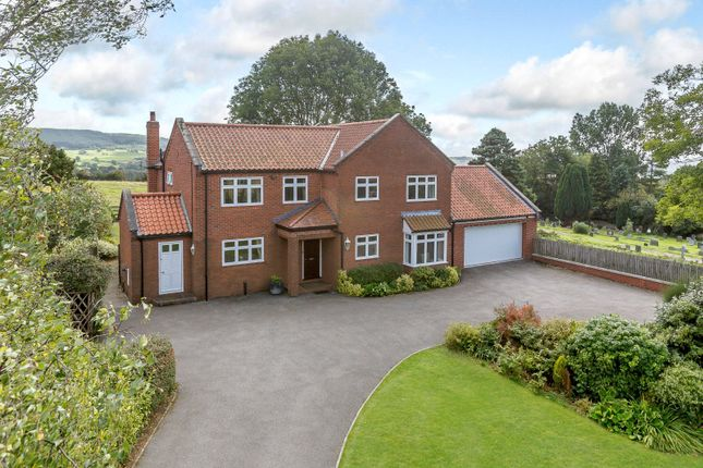 Thumbnail Detached house for sale in West End, Osmotherley, Northallerton, North Yorkshire