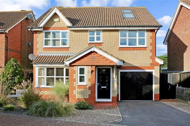 Thumbnail Detached house for sale in Adbert Drive, East Farleigh, Maidstone, Kent
