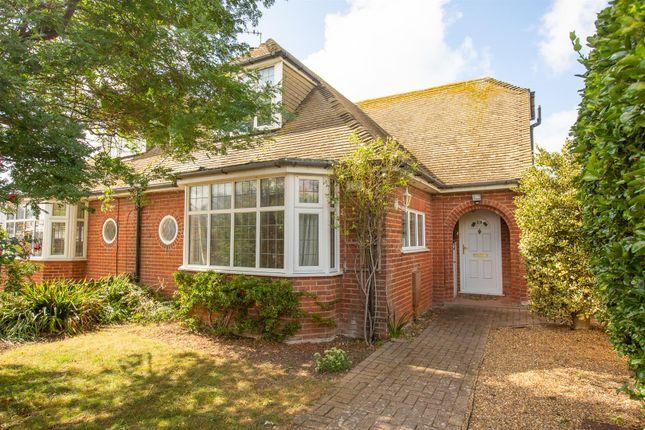 Thumbnail Semi-detached house for sale in Coastguard Cottages, Grenham Bay Avenue, Birchington