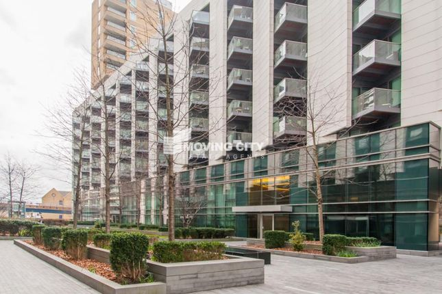 Thumbnail Flat for sale in Baltimore Wharf, London