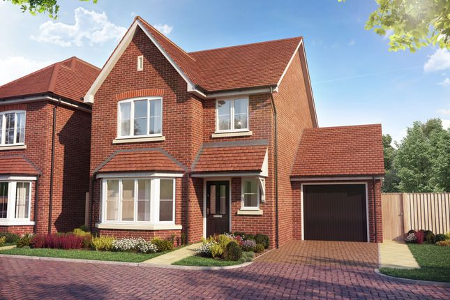 Thumbnail Semi-detached house for sale in The Oak, The Maltings, Benner Lane, West End, Surrey