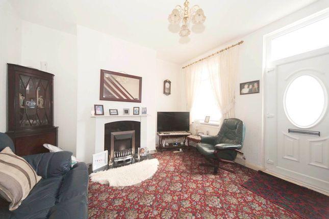 Lounge of Tenth Street, Blackhall Colliery, Hartlepool TS27