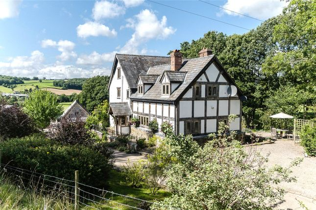 Thumbnail Detached house for sale in Abbeydore, Hereford