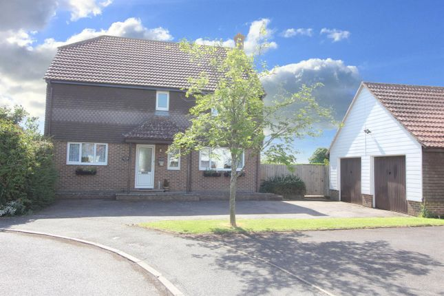 Thumbnail Detached house for sale in Burmarsh, Kent