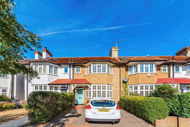 Thumbnail Terraced house for sale in Muirdown Avenue, London