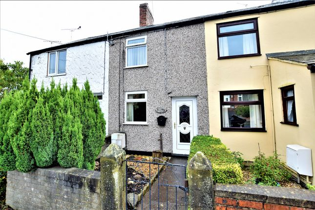 Thumbnail Terraced house for sale in County Road, Mold