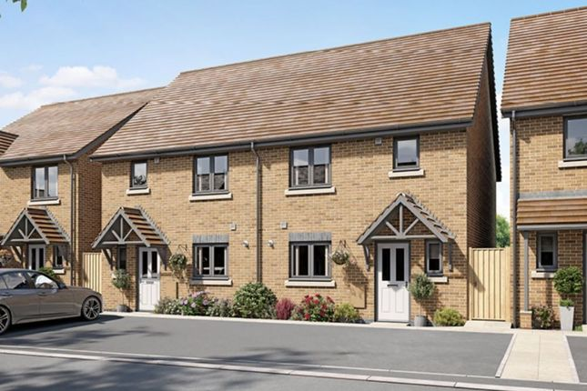 """3 bed property for sale in """"The Evesham"""" at Welton Lane, Daventry NN11"""