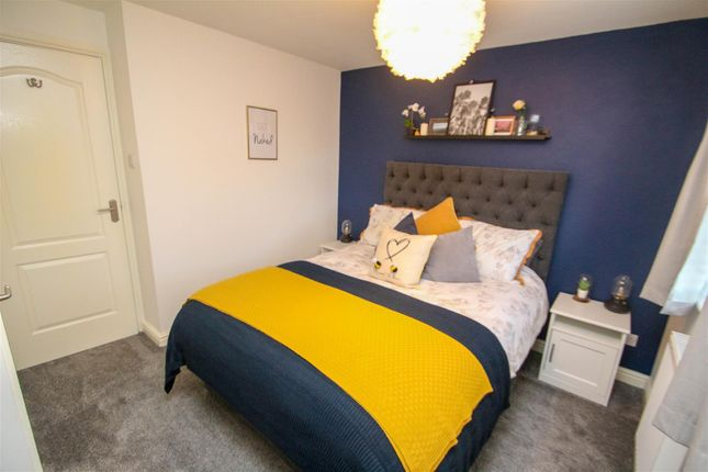 Bedroom One of Berryfield Grove, Weston Coyney, Stoke-On-Trent ST3