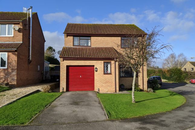 Thumbnail Detached house for sale in High View Close, Tisbury, Salisbury