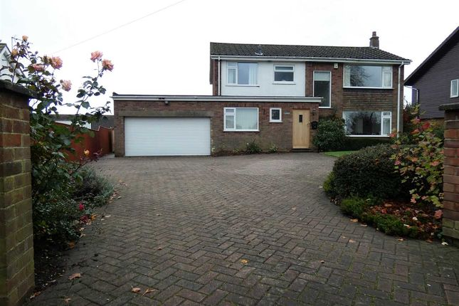 Thumbnail Detached house for sale in Riby Road, Keelby, Grimsby