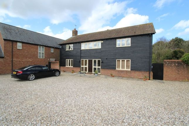Thumbnail Detached house for sale in Oldbury Fields, Cherhill, Calne