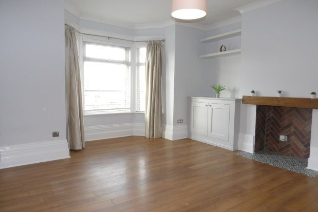Thumbnail Flat to rent in Milton Road, Portsmouth