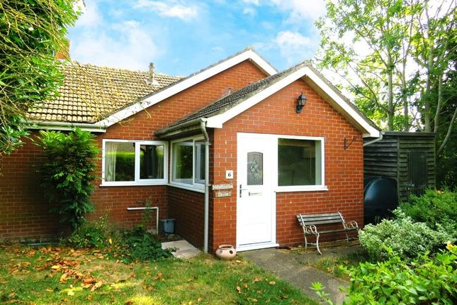 Thumbnail Bungalow to rent in Newcombe Drive, Feltwell, Thetford