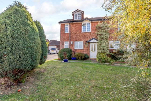 Thumbnail Semi-detached house for sale in Foxglove Gardens, Guildford