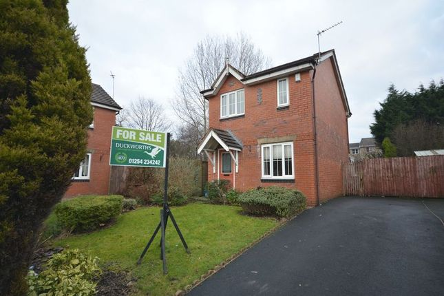 Thumbnail Detached house for sale in Orchard Drive, Oswaldtwistle, Accrington