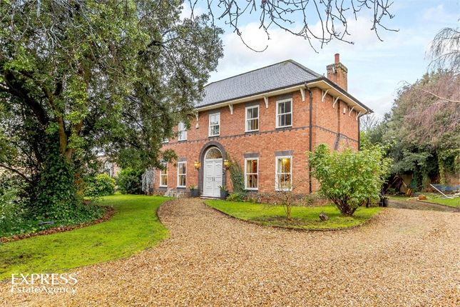 Thumbnail Detached house for sale in Huyton Hall Crescent, Liverpool, Merseyside