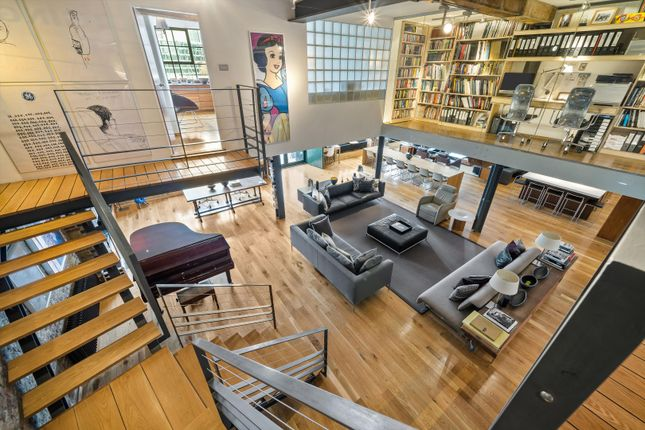 Thumbnail Flat for sale in Clink Wharf, London