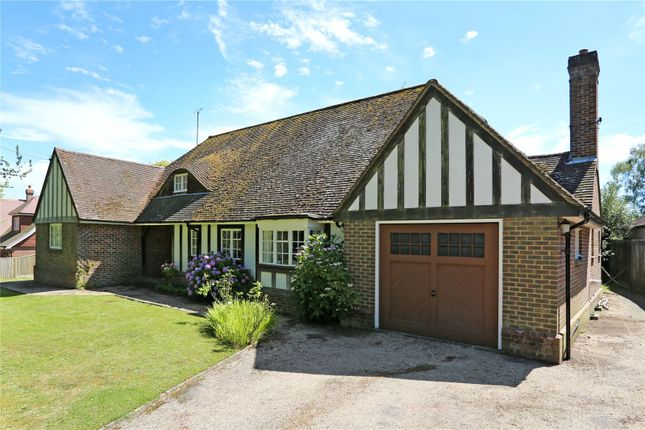 Thumbnail Detached house for sale in Middle Drive, Maresfield Park, Uckfield, East Sussex