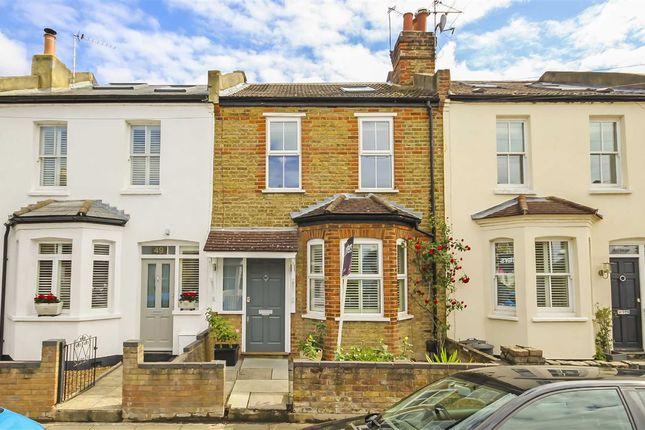 Thumbnail Terraced house for sale in Mereway Road, Twickenham