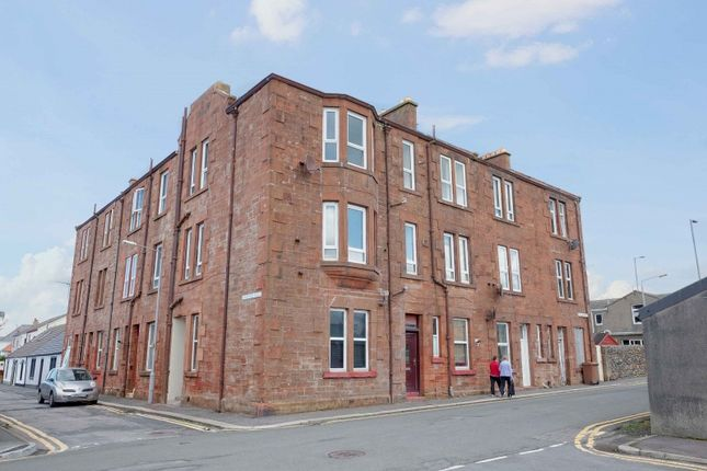 Thumbnail Flat for sale in 2 Kirkwood Place, Carrick, Girvan, South Ayrshire