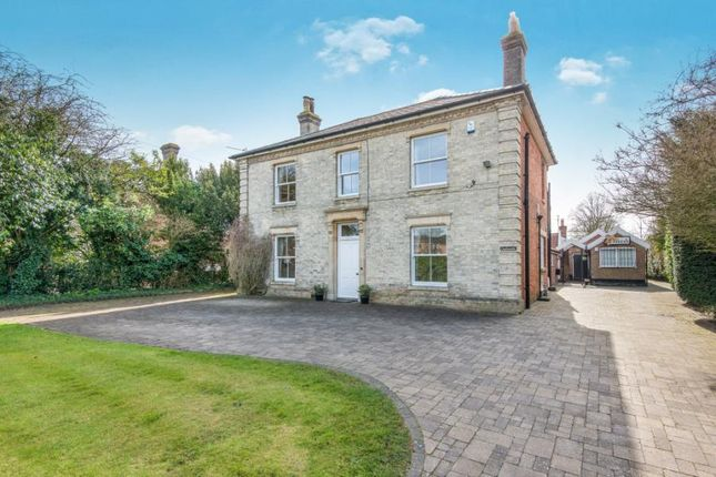 Thumbnail Detached house for sale in Station Road, Attleborough, Norfolk