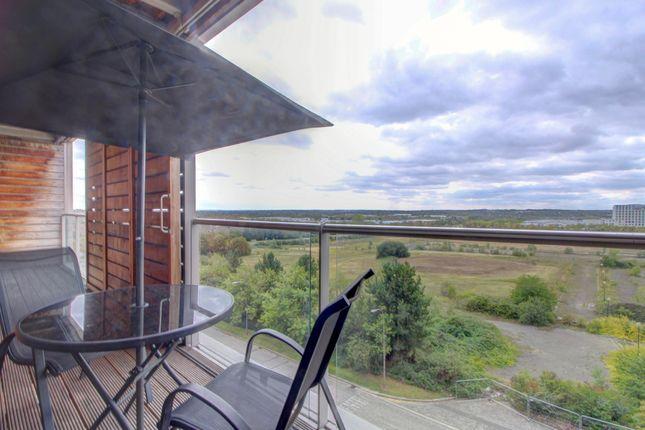 Balcony (2) of Merrivale Mews, Milton Keynes MK9