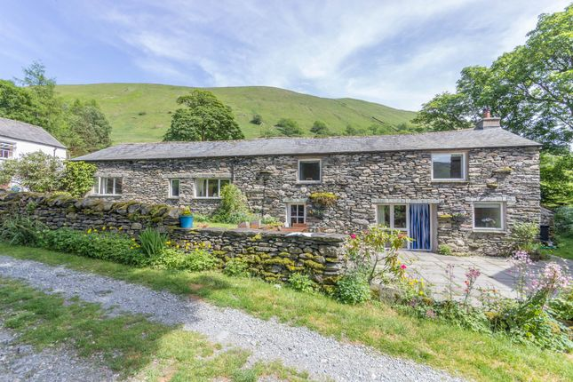 Thumbnail Barn conversion for sale in Stockdale Cottage And Barn, Longsleddale, Nr Kendal