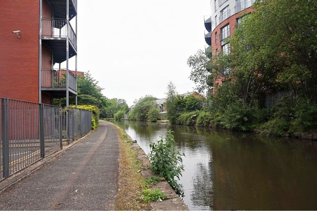 Rear View of 4 The Waterfront, Manchester M11