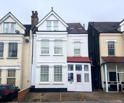 Thumbnail Commercial property for sale in 7, Woodstock Road, Croydon, Surrey